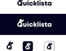 Nro 256 kilpailuun Design LOGO / APP ICON & LOGOFONT for Quicklista App käyttäjältä gdpixeles