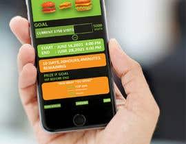 Nro 13 kilpailuun iPhone App Screen Design for GoalPrize Dashboard: UI UX design käyttäjältä MBEST123