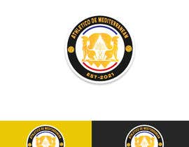 #46 for Design a badge for a new football club af mohamedghida3