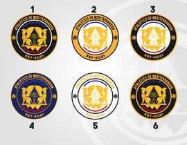 #51 for Design a badge for a new football club af mohamedghida3