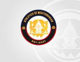 #54 for Design a badge for a new football club af mohamedghida3