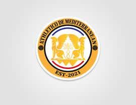 #65 for Design a badge for a new football club af mohamedghida3