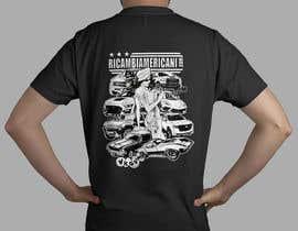 Nro 41 kilpailuun Create a design for tshirt käyttäjältä asprse