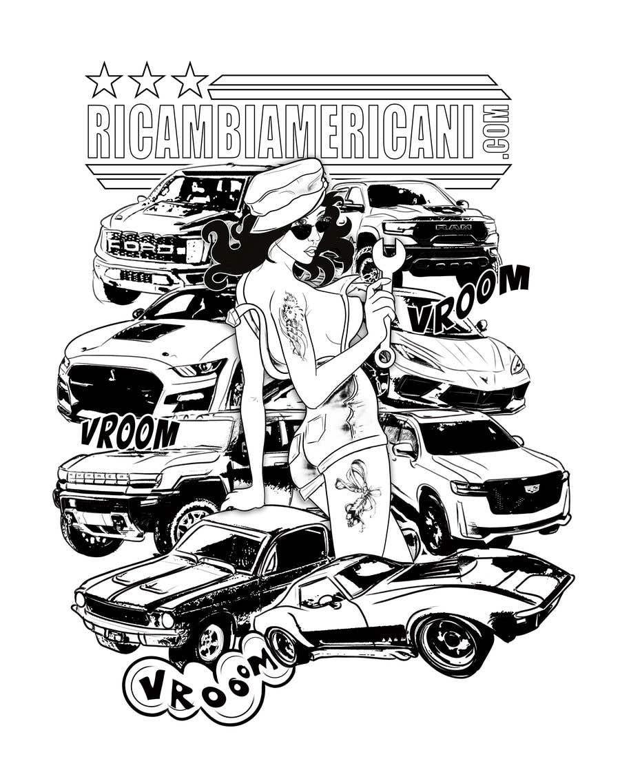 Penyertaan Peraduan #                                        50                                      untuk                                         Create a design for tshirt