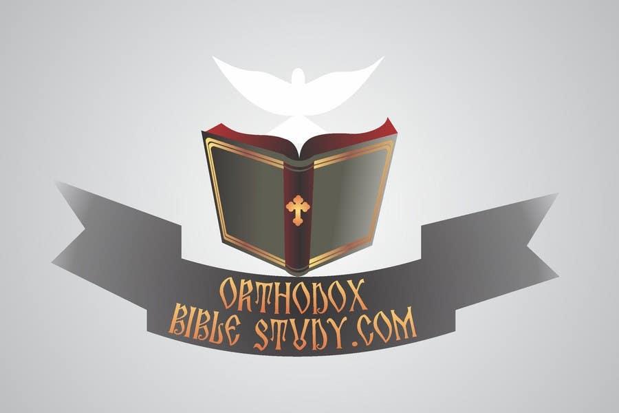Конкурсная заявка №8 для Logo Design for OrthodoxBibleStudy.com