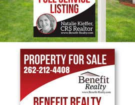 #52 for Real Estate Sign Panel Design by TheCloudDigital