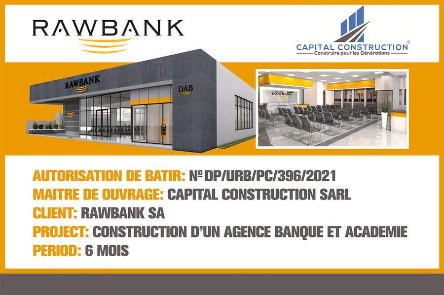 Konkurrenceindlæg #                                        32                                      for                                         Design A Construction Project Billboard