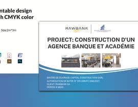 #29 for Design A Construction Project Billboard af MDJillur