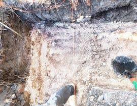 xcels tarafından chalk at base of dug footings için no 28