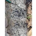 Photoshop Kilpailutyö #4 kilpailuun chalk at base of dug footings