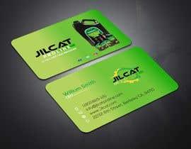 Nro 194 kilpailuun Build a business card for Jilcat Proline Ultra-Friction Reducer käyttäjältä Shahnaz8989