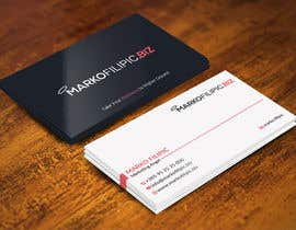 #34 for Create business card by expectsign