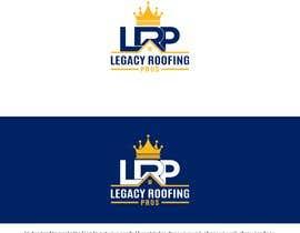 #1581 for Design Our Logo - Legacy Roofing Pros af JavedParvez76