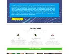 Nro 50 kilpailuun Build me a website käyttäjältä affanfa