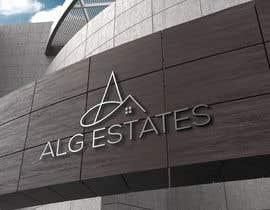#79 cho Creat a logo incorporating my business name ALG Estates bởi mstalza323