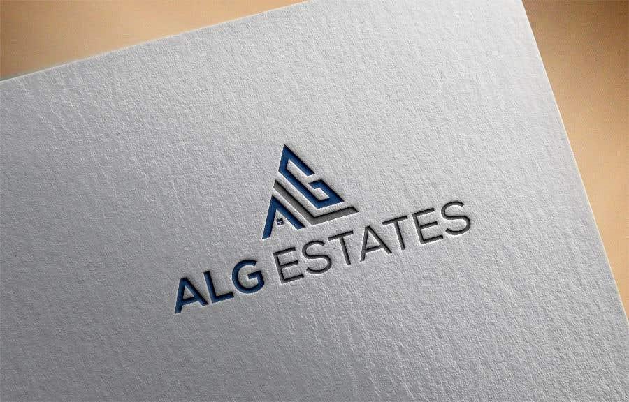 Конкурсная заявка №                                        298                                      для                                         Creat a logo incorporating my business name ALG Estates