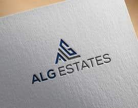 #298 cho Creat a logo incorporating my business name ALG Estates bởi rowshan245