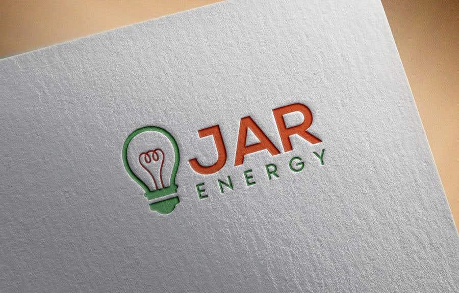 Konkurrenceindlæg #                                        654                                      for                                         JAR Energy Logo and Brand Kit
