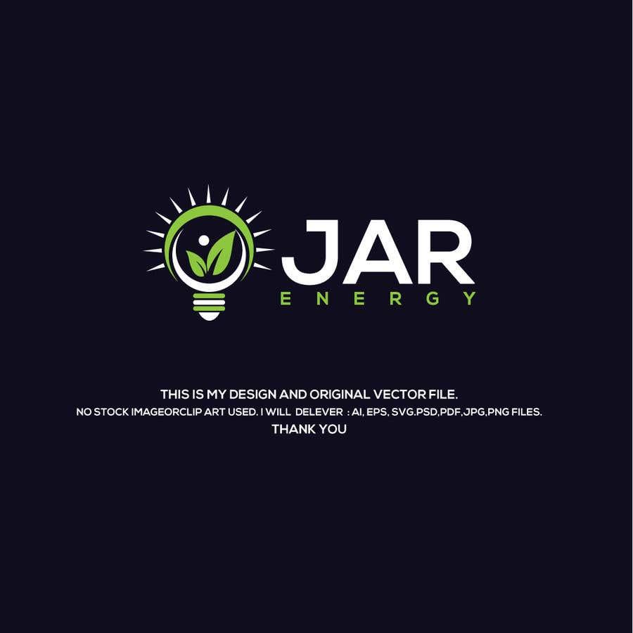 Penyertaan Peraduan #                                        299                                      untuk                                         JAR Energy Logo and Brand Kit