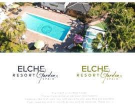 Nro 225 kilpailuun Logo para Elche Garden Resort käyttäjältä nilufab1985