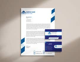 #20 for Business Card and Company Letter Pad Design for a Construction Company by creativedesign49