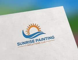 Nro 415 kilpailuun Sunrise Painting Solutions LLC käyttäjältä Antarasaha052