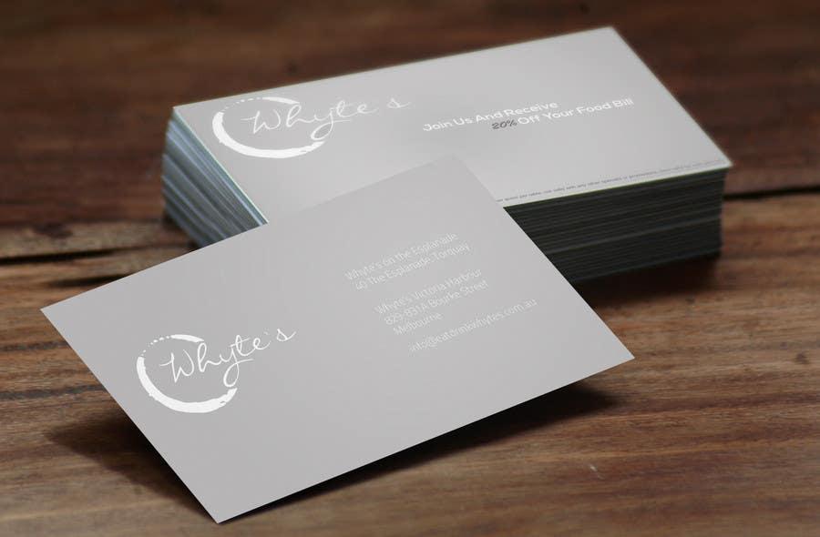 Konkurrenceindlæg #                                        25                                      for                                         Design Discount Cards