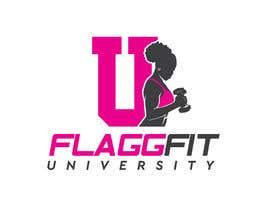 #310 для Flaggfit University Logo от VincentKyleG