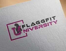 #351 для Flaggfit University Logo от hamdaouilancer