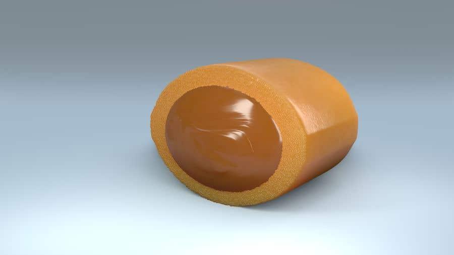 Penyertaan Peraduan #                                        23                                      untuk                                         Realistic 3D render of candy