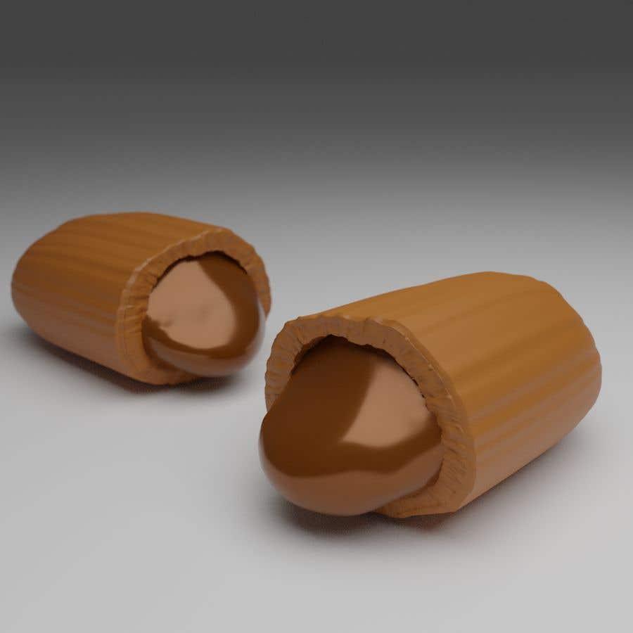 Penyertaan Peraduan #                                        42                                      untuk                                         Realistic 3D render of candy