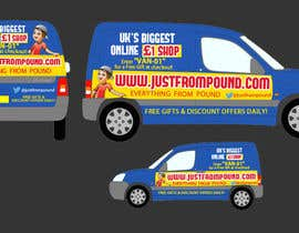 #26 for Design a Banner for our Vans by jk94