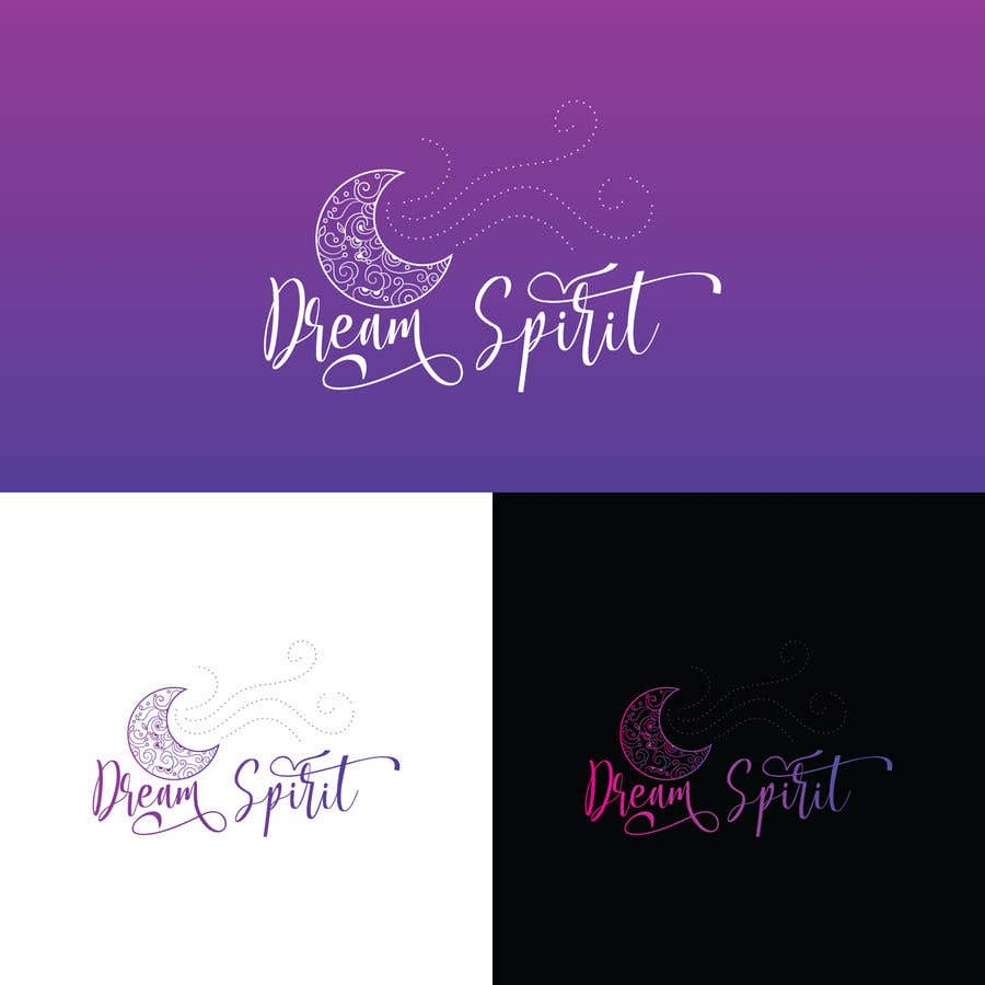 Конкурсная заявка №                                        1407                                      для                                         Dream Spirit logo contest