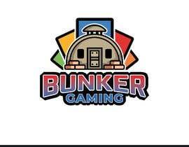 "#196 for design ""Bunker Gaming"" logo by deenarajbhar"