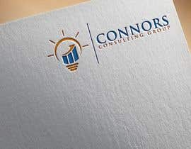 nº 604 pour Create a logo for CONNORS CONSULTING GROUP par mohammadmizanour