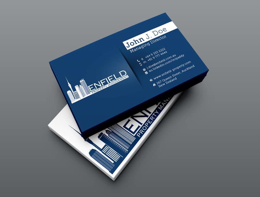Konkurrenceindlæg #146 for Logo & Business Card Design for Property Management company