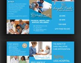 #157 untuk Brochure and Rack Card Design oleh kabir743487