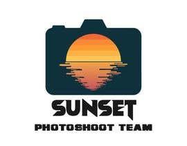 Nro 35 kilpailuun Sunset Photoshoot Team Logo käyttäjältä khaledsaad2021