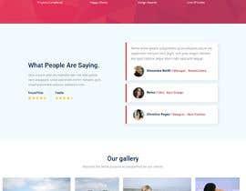 Nro 41 kilpailuun Single page website with functional form käyttäjältä webkhanabir988