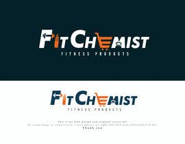"""#188 for Please create logo for my Fitness Brand Name """"FitChemist"""" af arundazms"""