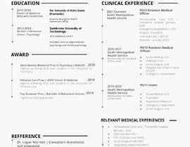 #53 cho Make my CV look amazing bởi adnanbahrian