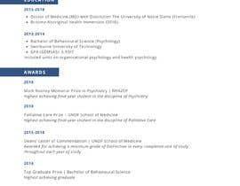 #18 cho Make my CV look amazing bởi kubulu