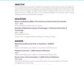 #11 cho Make my CV look amazing bởi paromitafahim