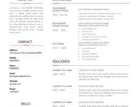 #15 cho Make my CV look amazing bởi mouradulahmed56