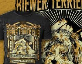 #426 para Design a Event T-Shirt for Dog Club por SayemProdhan