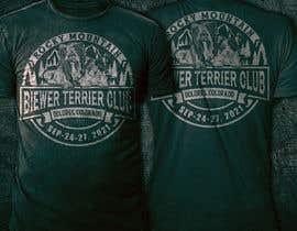 #397 para Design a Event T-Shirt for Dog Club por mstmurshida