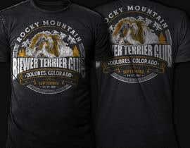 #419 para Design a Event T-Shirt for Dog Club por mstmurshida