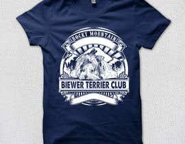 #365 para Design a Event T-Shirt for Dog Club por Rheanza