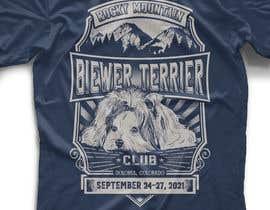 #391 para Design a Event T-Shirt for Dog Club por samhaque2