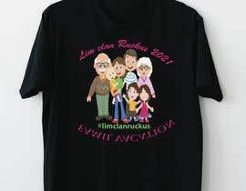 Nro 154 kilpailuun T shirt graphic käyttäjältä fatemaakterkeya1